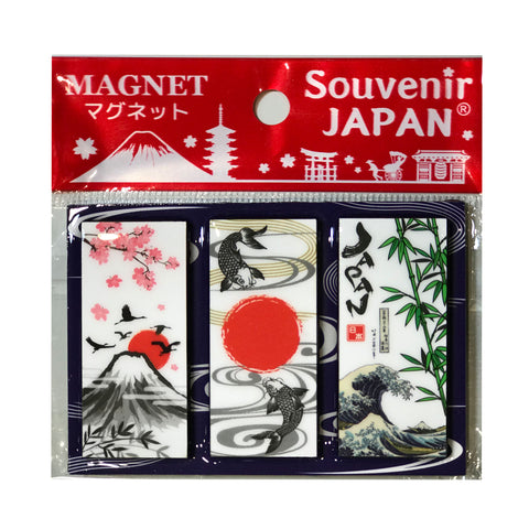 Japan-Nami Fuji Fridge magnet