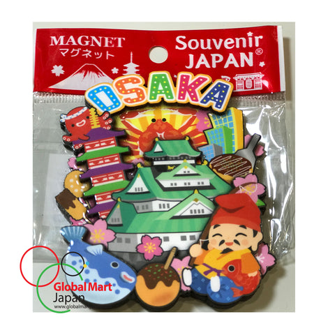 OSAKA - Fridge magnet