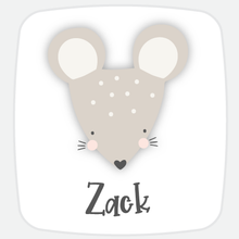 Load image into Gallery viewer, Cute Animal Custom Name Stickers