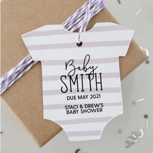 Load image into Gallery viewer, Baby Shower Gift Tags