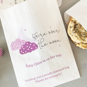 baby shower treat bags