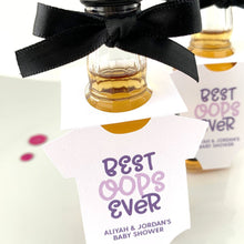 Load image into Gallery viewer, mini alcohol favors for baby showers
