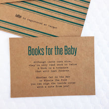 Load image into Gallery viewer, Clothesline Baby Shower Invites