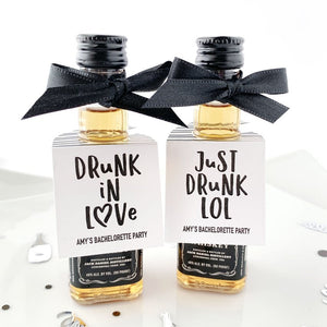 Drunk In Love Bachelorette Party Favors