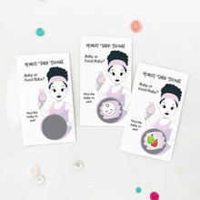 Load image into Gallery viewer, Baby Shower Scratch Off Game