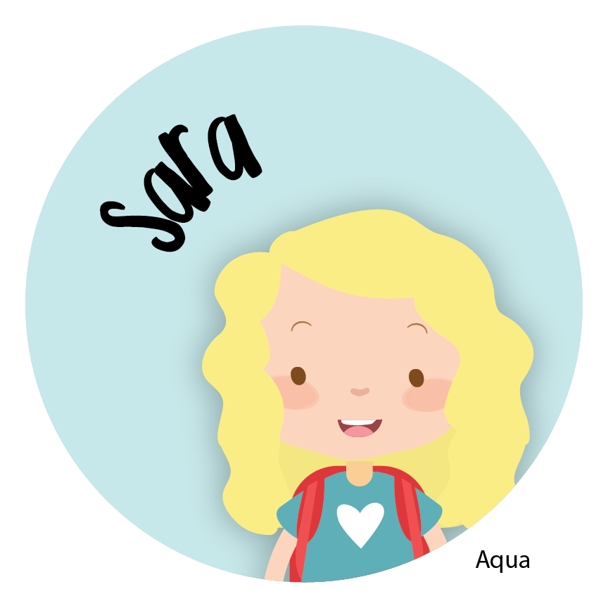 Personalized Childrens Stickers