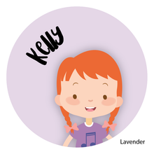 Load image into Gallery viewer, Personalized Childrens Stickers