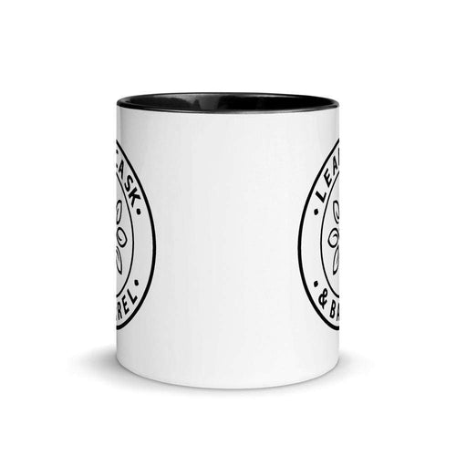 lcb coffee mugs LCB Coffee Mug Colored Handle 11oz (v1)