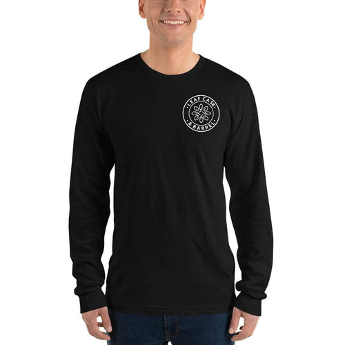 lcb long sleeve Black / S Long Sleeve Shirt LCB Company Icon (V1)