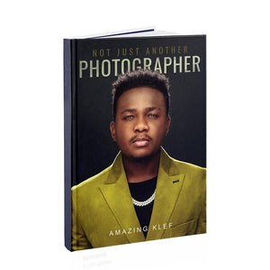Not Just Another Photographer : e-Book