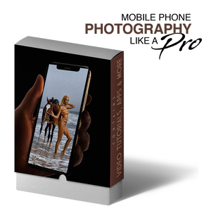 Mobile Phone Photography like a Pro : Tutorial Pack