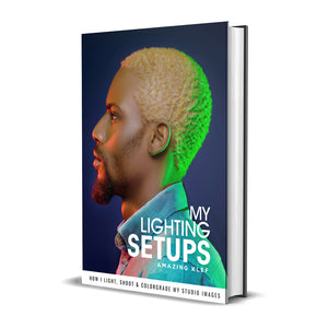 My Lighting Setups (e-book)