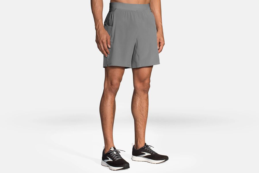 "Men's Brooks Sherpa 7"" 2-in-1 Short (NEW!)"