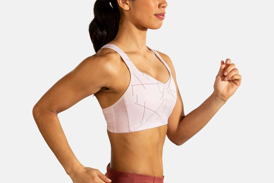 Brooks Drive Convertible Run Bra