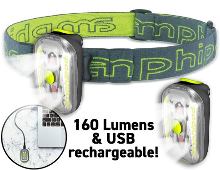 Amphipod Versa-Light Max Headlamp