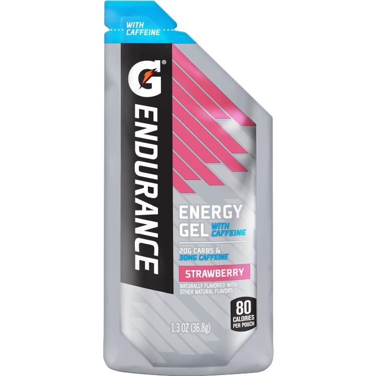 Gatorade Endurance Energy Gel - 5 Flavors