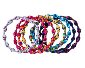 Caterpy Bracelet / Hair Tie (assorted colors)