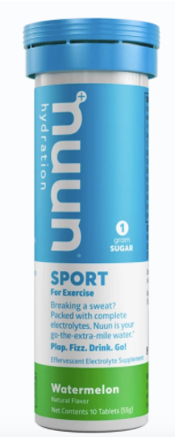 NUUN Sport Hydration (6 flavors)