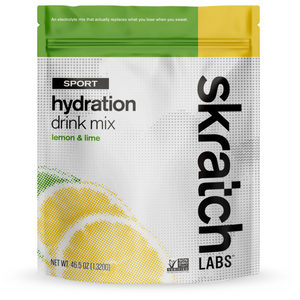 Skratch Labs Sport Hydration Drink Mix - 20 Servings (3 flavors)