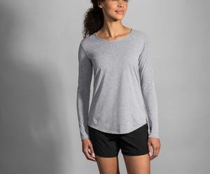Women's Brooks Distance Long Sleeve Running Top