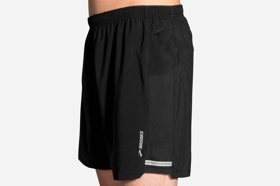 "Brooks Sherpa 7"" 2-In-1 Short Men's"