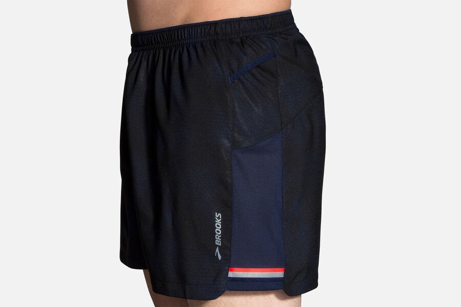 "Men's Brooks Sherpa 5"" Short"