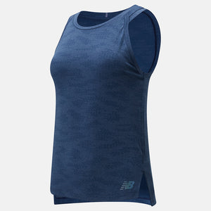 Women's New Balance Q Speed Jacquard Tank
