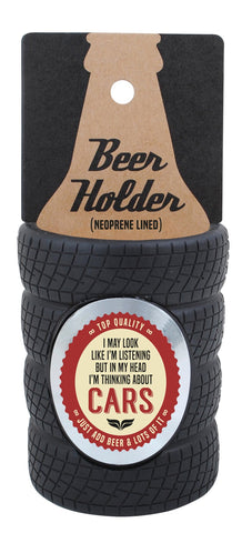 Cars Tyre Stubby Cooler