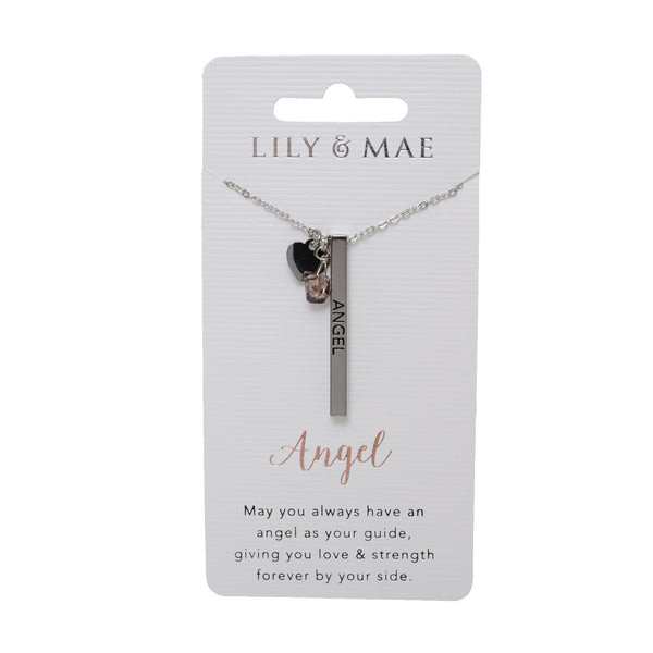 Angel - Personalised Necklace
