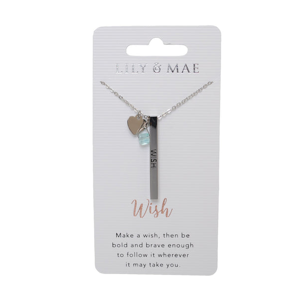 Wish - Personalised Necklace