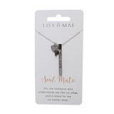 Soul Mate - Personalised Necklace