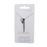 Celebrate - Personalised Necklace