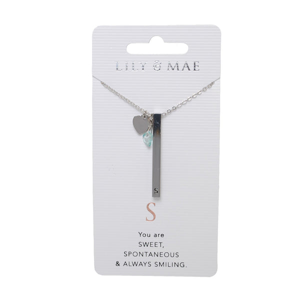 S - Personalised Necklace