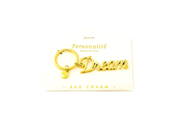Bag Charm Keyring - Dream