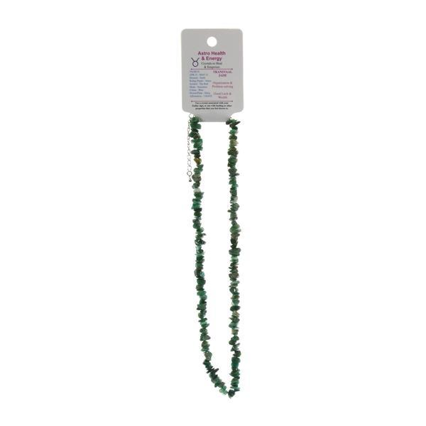 Transvaal Jade Necklace