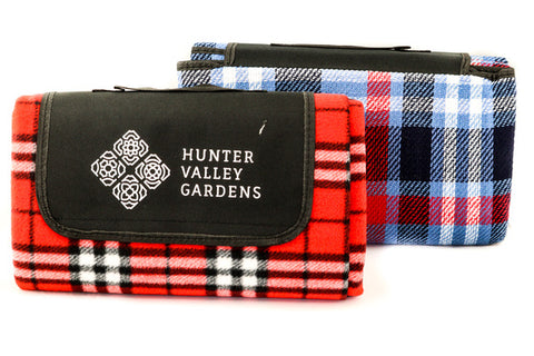 Hunter Valley Gardens Picnic Rug