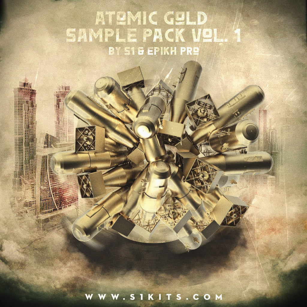 ATOMIC GOLD Sample Pack by S1 & Epikh Pro
