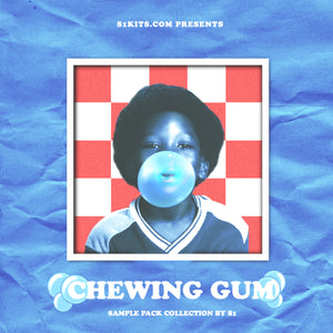 Chewing Gum Sample Pack by S1
