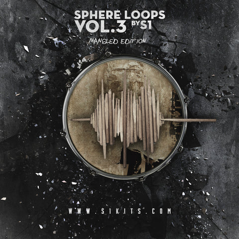 Sphere Loops Vol. 3 by S1: Mangled Edition