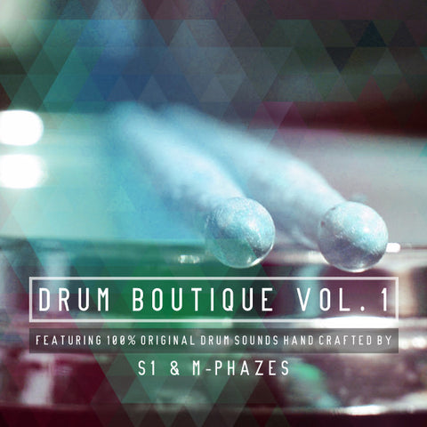 Drum Boutique Vol. 1