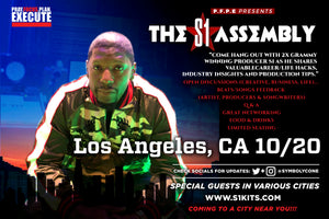 The S1 Assembly + Exclusive Studio Vibe Session (optional)- Los Angeles, CA