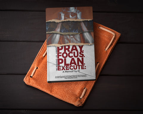 Pray.Focus.Plan.Execute: A Memoir by S1 (Paperback)