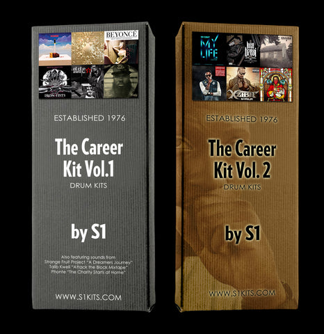 The Combo Kit: The Career Kit Vol 1 & 2