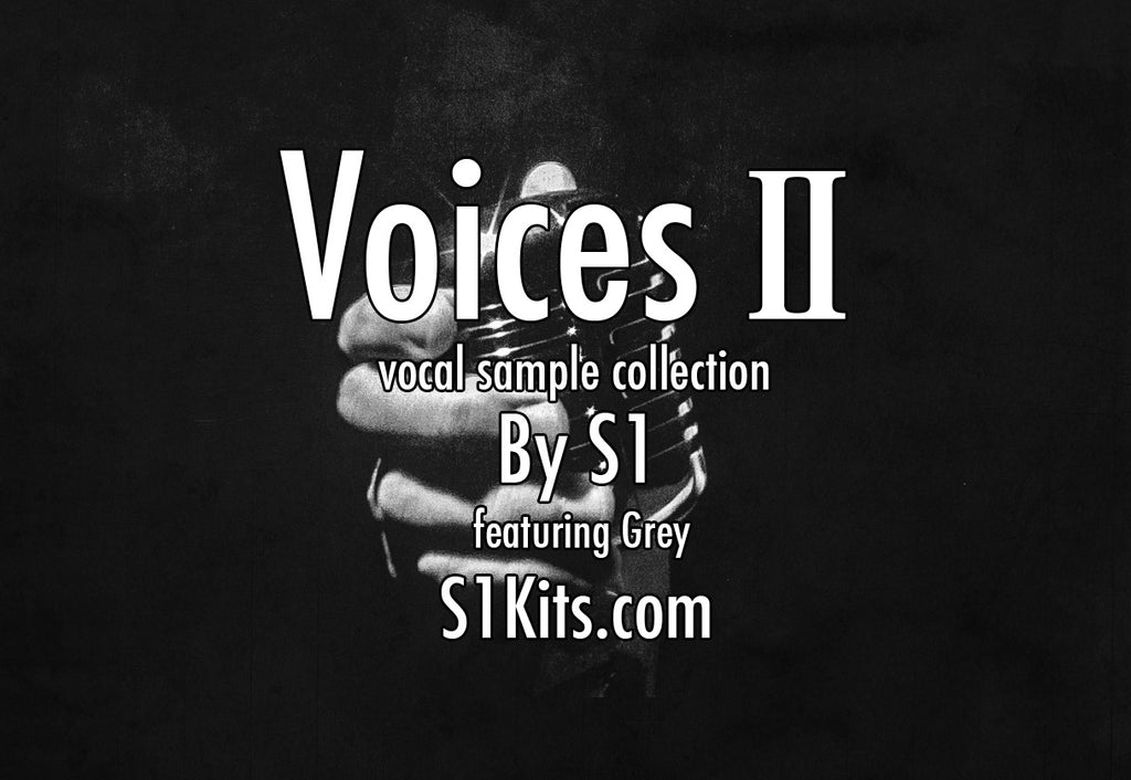 Voices II Vocal Collection feat. Grey