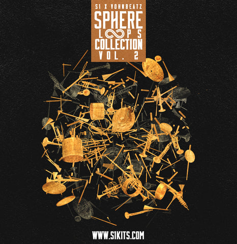 Sphere Loops Collection Vol. 2 by S1 & VohnBeatz