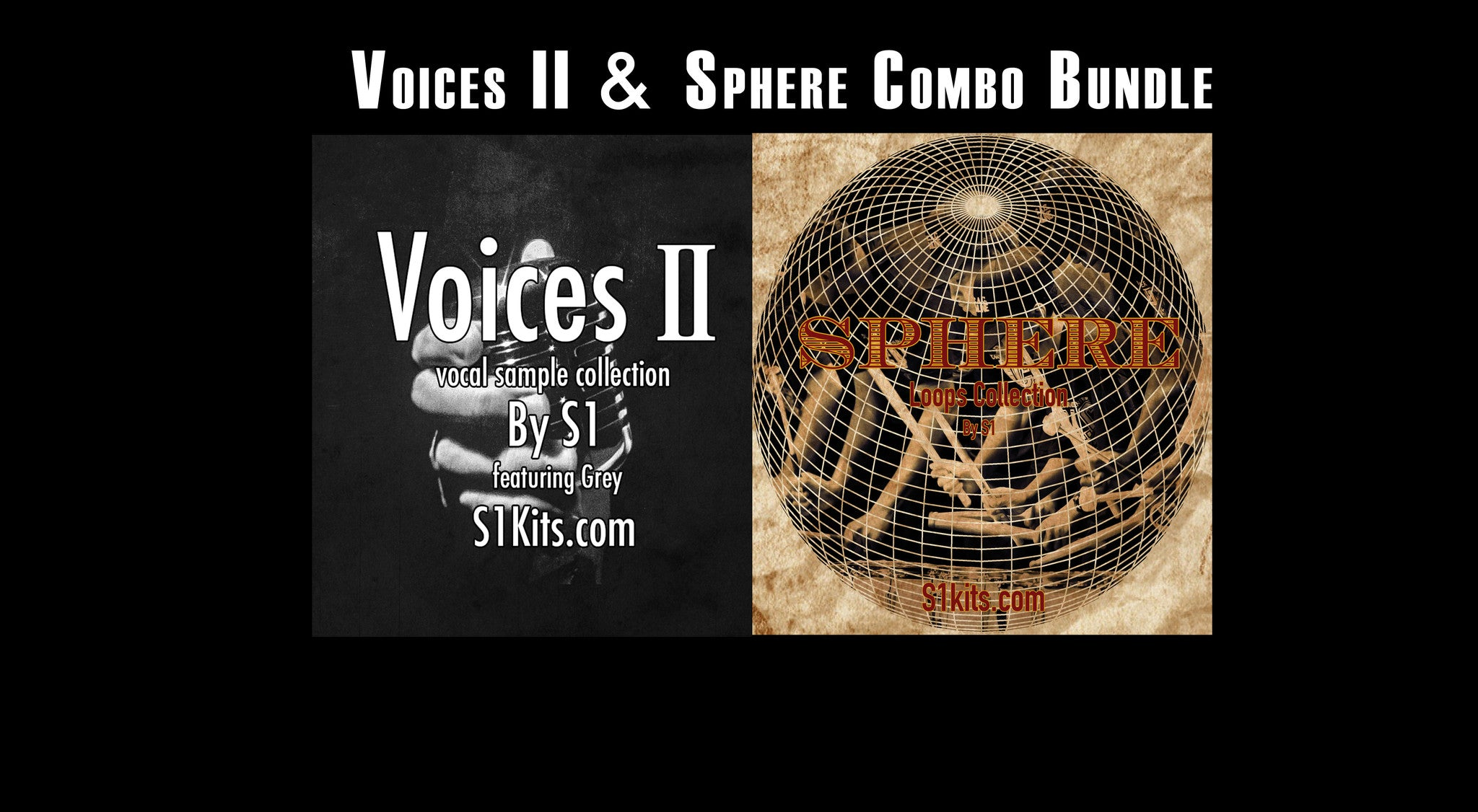 Voices II & Sphere Combo Bundle