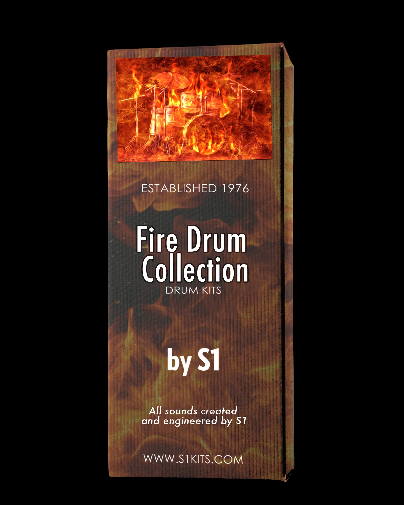 FIRE DRUM COLLECTION