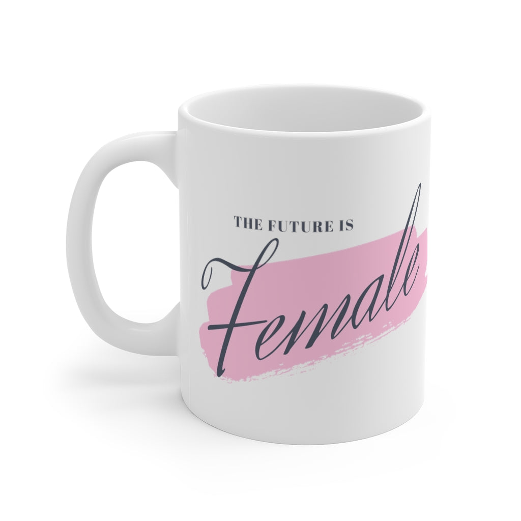Future Female Mug
