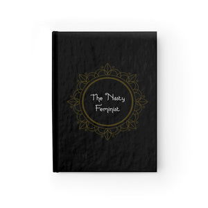 The Nasty Feminist Notebook -Hard Cover