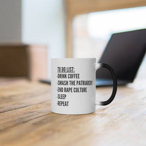 To-Do List Magic Mug